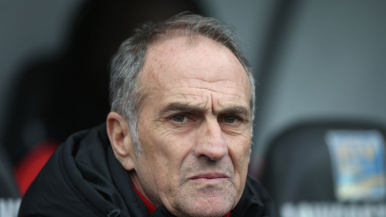 Francesco Guidolin has recovered from a chest infection