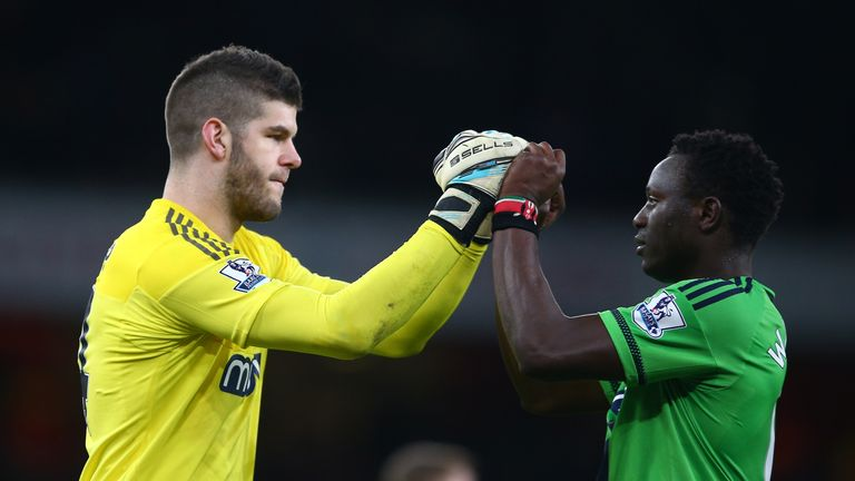 Will West Ham become the first team to score past Fraser Forster this season?