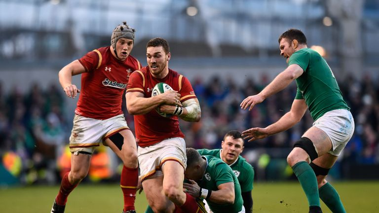 Wales battled to a 16-16 draw with Ireland during the Six Nations' opening weekend