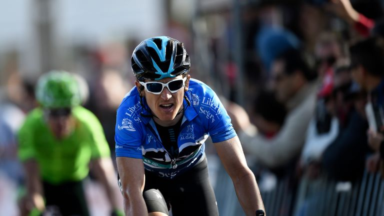 Thomas will be Team Sky's Plan B behind Chris Froome at the Tour de France