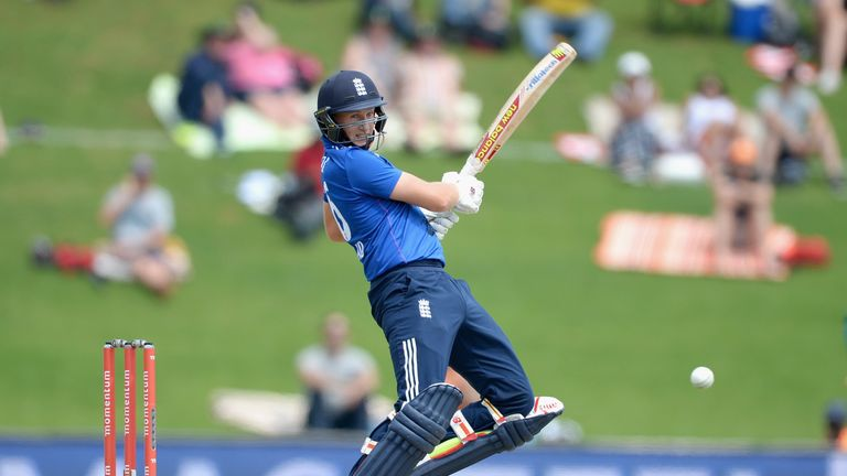 Joe Root scored two hundreds in the series