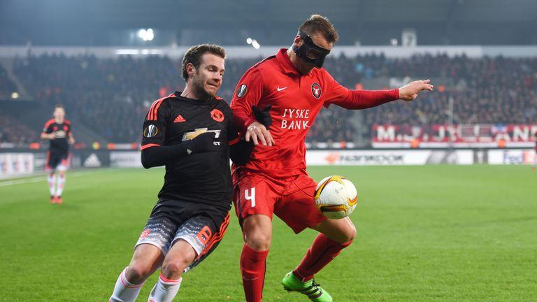 Juan Mata Driven By Europa League Loss As Man United Seek