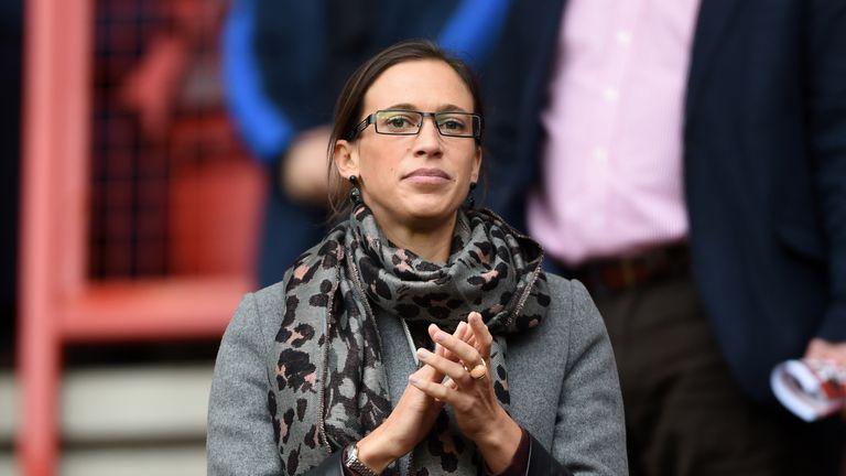 Katrien Meire, Charlton Athletic chief executive