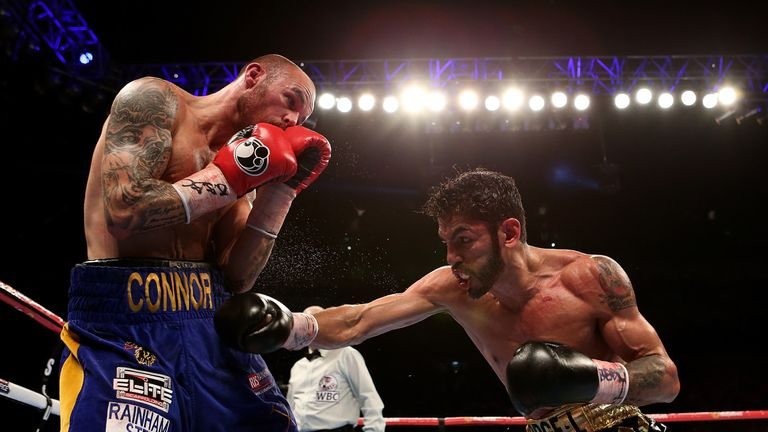 Mitchell v Linares was our choice as 2015 Fight of the Year