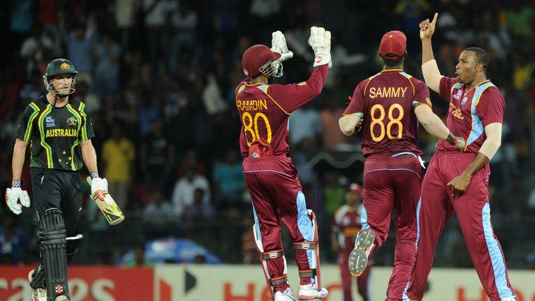 Kieron Pollard returns for the West Indies in the Tri-Series