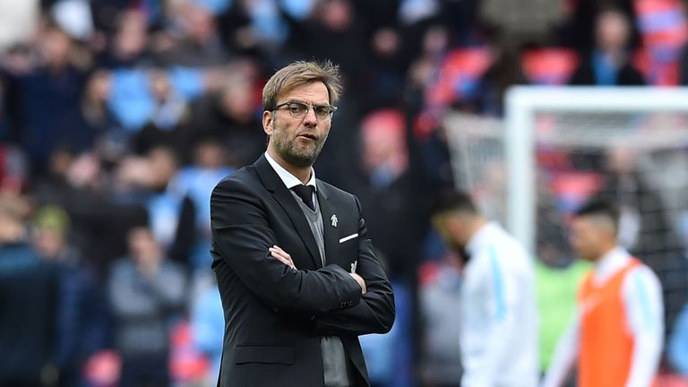 Jurgen Klopp felt his side did enough to win the Capital One Cup final