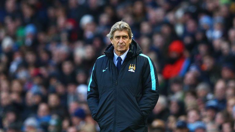 Manuel Pellegrini, Manager of Manchester City