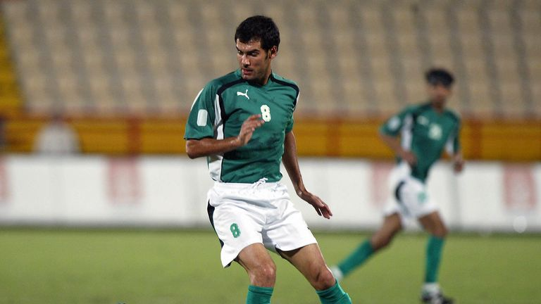 Pep Guardiola played in Qatar's Al Ahli at the end of his career