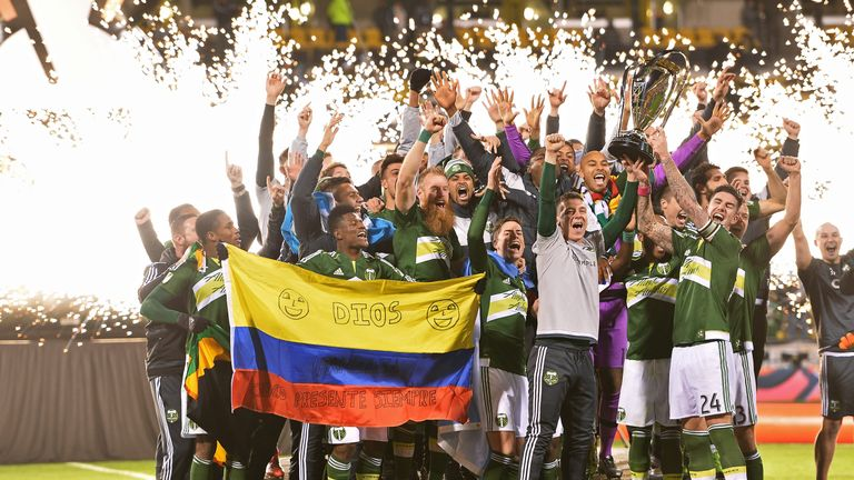 Mears says Seattle can take inspiration from their rivals Portland winning MLS Cup last year