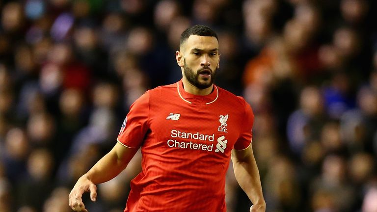 Remember when Steven Caulker played as a striker for Liverpool?
