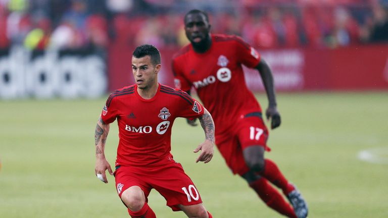 Giovinco has scored two in two for Toronto this season