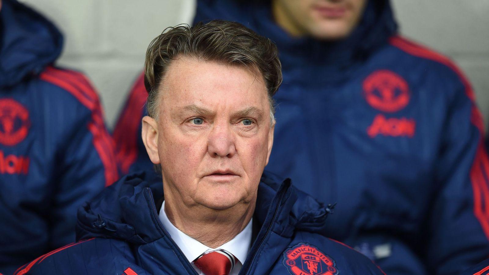 Louis Van Gaal Failure 'would Harm Manchester United's