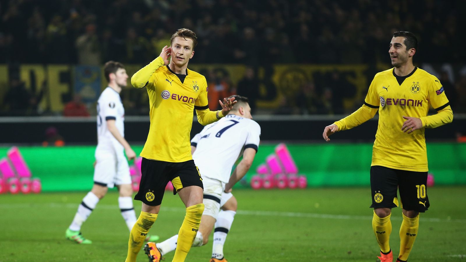 Dortmund Tottenham Highlights