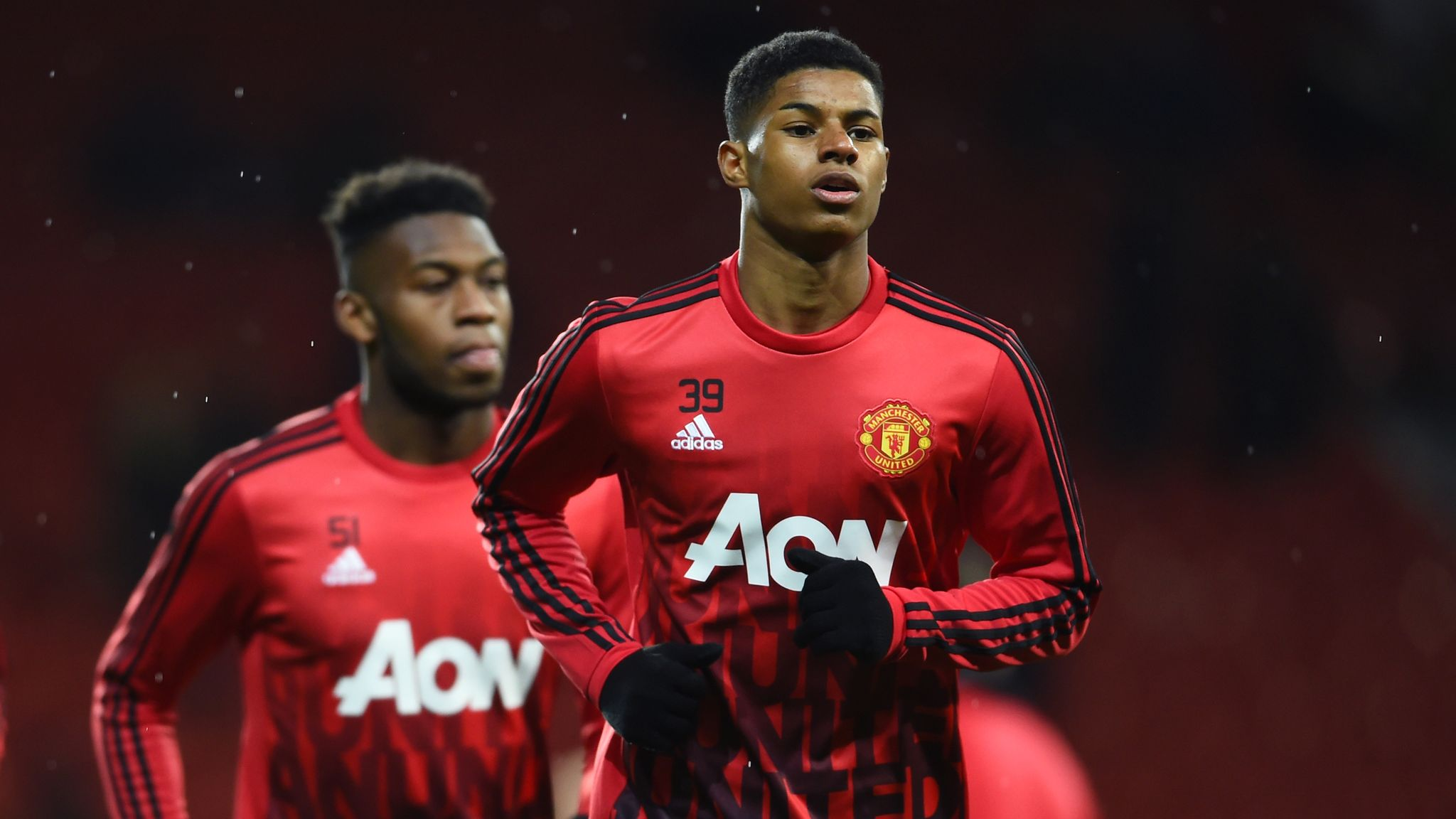 Manchester United S Young Players Are Helping Turn Things Around Says David Prutton Football News Sky Sports