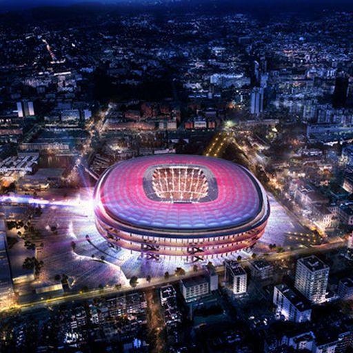 Barca's stadium plans