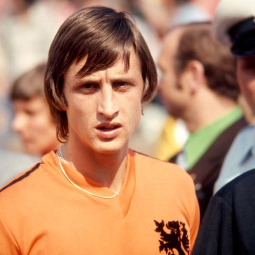 Johan Cruyff in quotes