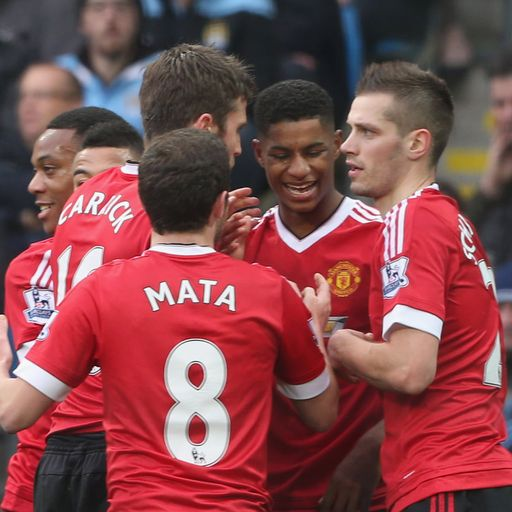 Utd have 'great chance' of top four