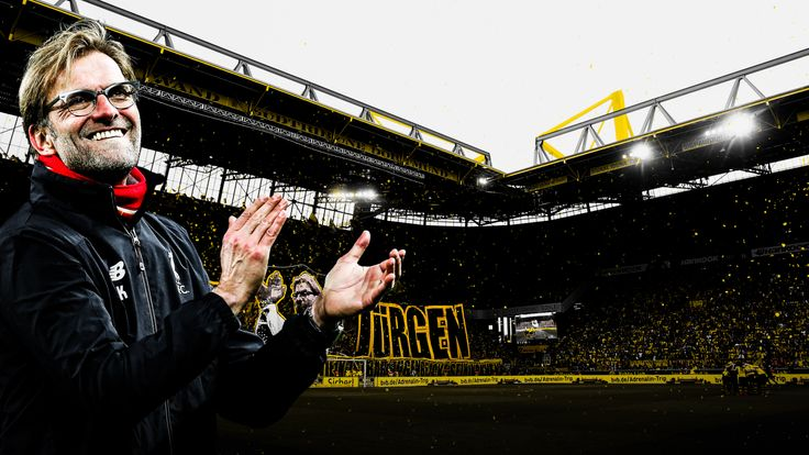 Jurgen Klopp, Borussia Dortmund graphic