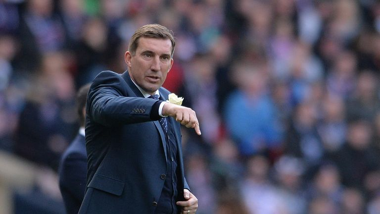 Hibernian manager Alan Stubbs is pleased to have brought Logan to Easter Road