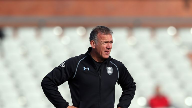 Surrey director of cricket Alec Stewart is excited by Amar Virdi's potential