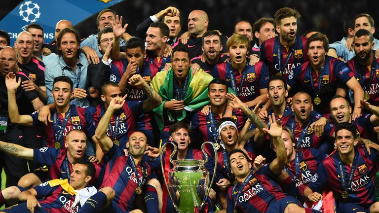Last year's final between Barcelona and Juventus saw £50 tickets selling for £1,500 on the internet exchanges
