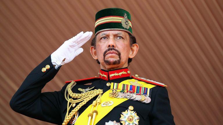 Bolkiah is the nephew of Brunei's Sultan Hassanal Bolkiah