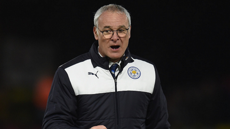 Leicester City manager Claudio Ranieri saw his team pull five points clear at Watford.
