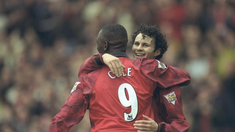 Andy Cole has backed Giggs to be a success at United should he become manager