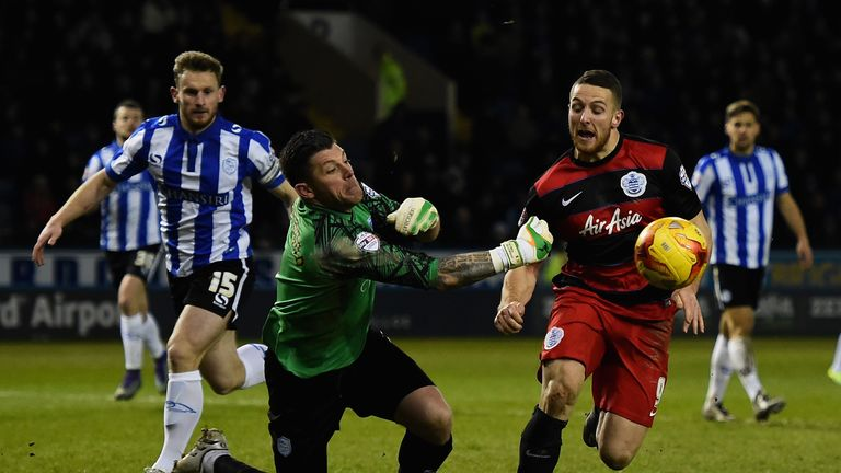 QPR will be hoping Conor Washington (R) finds his form this season