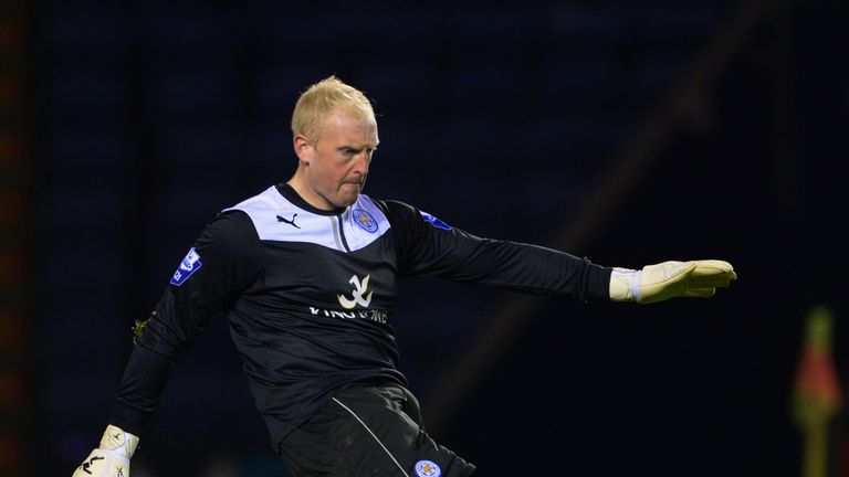Conrad Logan spent 14 years at Leicester City