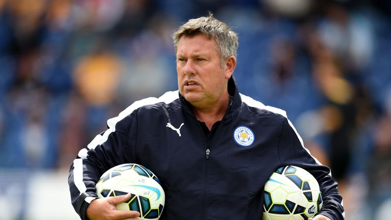 Assistant boss Craig Shakespeare has a fine relationship with Claudio Ranieri