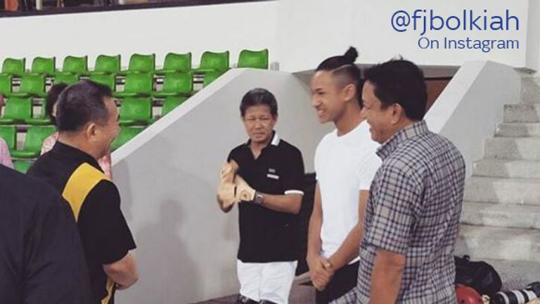 Sultan of Brunei's nephew Faiq Jefri Bolkiah joins Leicester