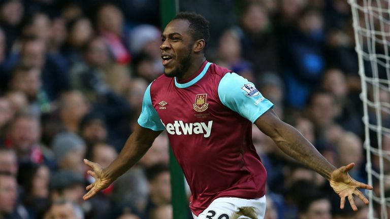 Michail Antonio is in line for a return to the West Ham squad this week