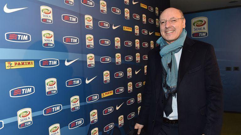 Giuseppe Marotta general manager of Juventus FC