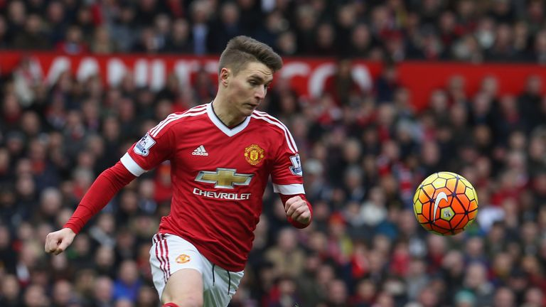 Guillermo Varela is not part of Jose Mourinho's plans at Old Trafford