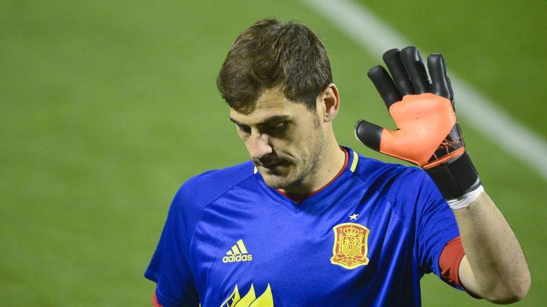 Iker Casillas says retirement is getting closer   Football News ...