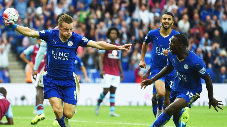 Leicester have been crowned Premier League champions, but what were the pivotal games of their season?