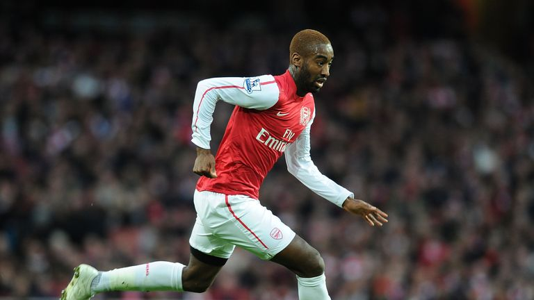 Djourou himself played for Arsenal between 2004 and 2014