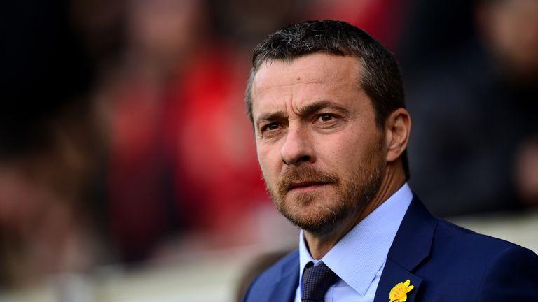 Slavisa Jokanovic, Manager of Fulham