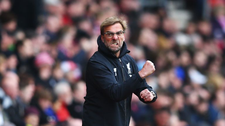 Jurgen Klopp has a big week of Premier League and Europa League action