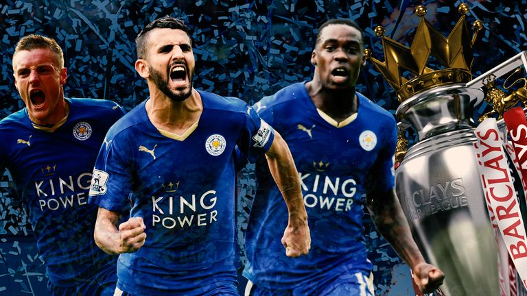Leicester will win the Premier League title if they match their results from earlier in the season