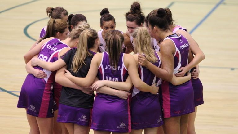 Loughborough Lightning lie fifth in the Superleague table and can no longer finish in the top four
