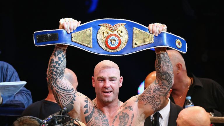 Lucas Browne steps up to world level against Ruslan Chagaev