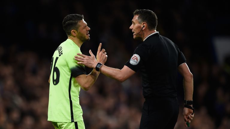 Martin Demichelis' Man City career is over