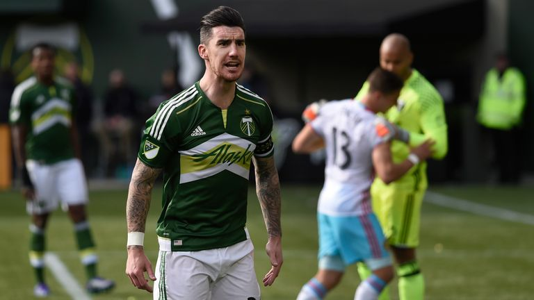 Liam Ridgewell is Portland Timbers' captain