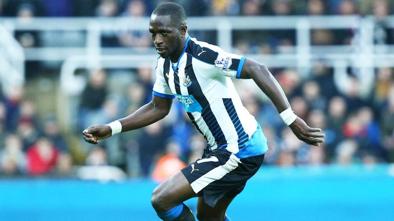 Moussa Sissoko was surprised by the arrival of Rafa Benitez