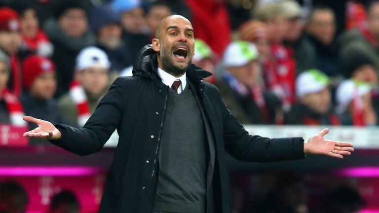Pep Guardiola: 'It would have been easier if we had scored a second goal'