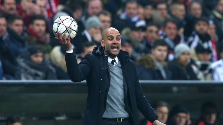 Pep Guardiola - 'his teams are feared'