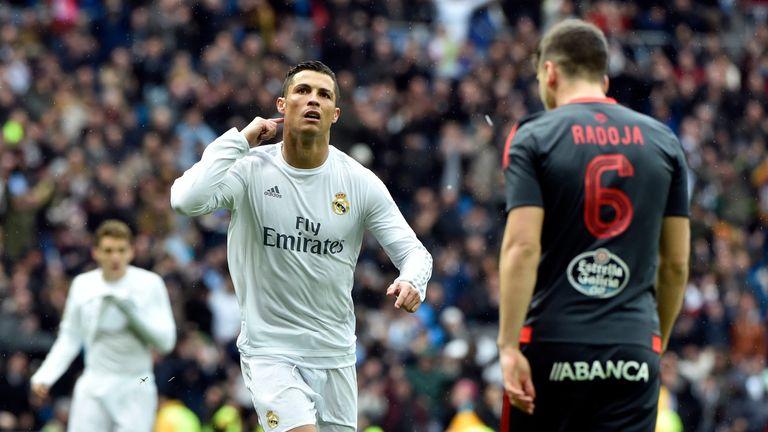 Cristiano Ronaldo has now scored 90 Champions League goals