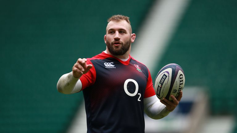 Joe Marler does not have a problem with his scrummaging, says Paul Gustard